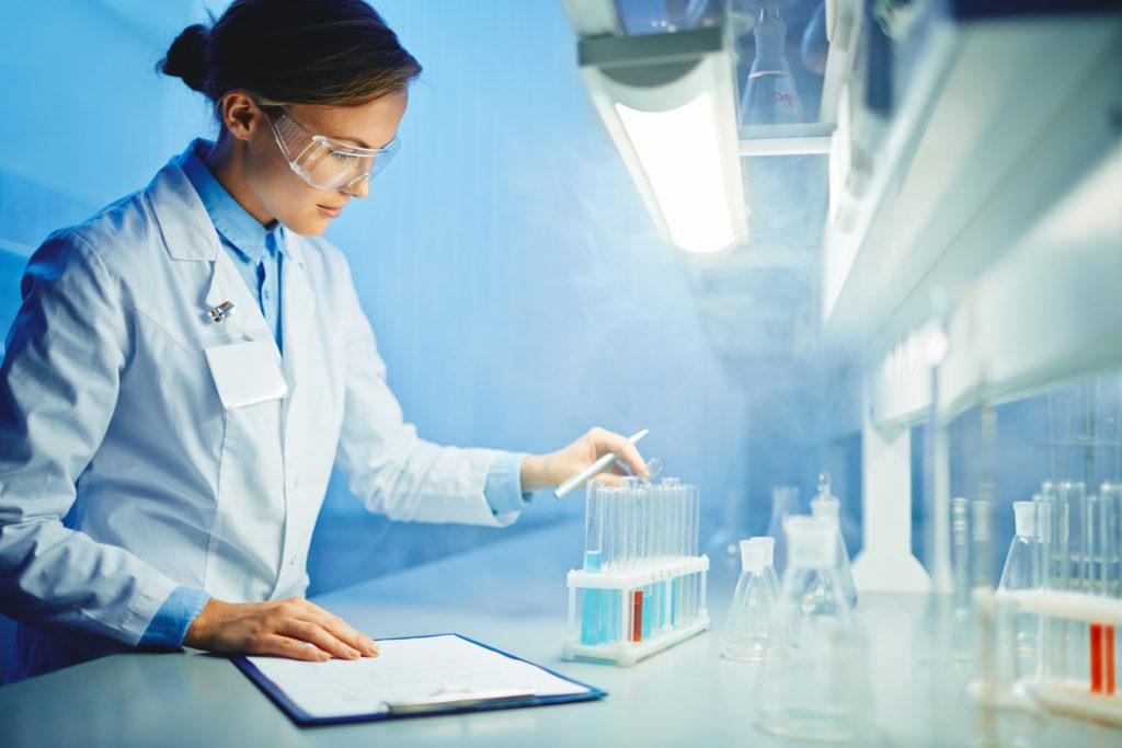 La seguridad del laboratorio farmacéutico. Protección, gestión y control mediante tecnología de vanguardia.