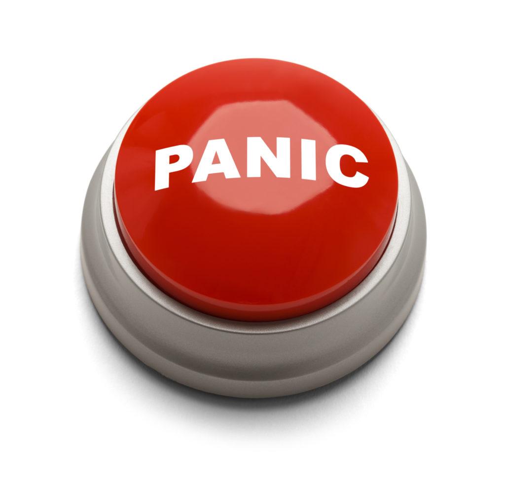 Botón del pánico. La mejor protección es la prevención.