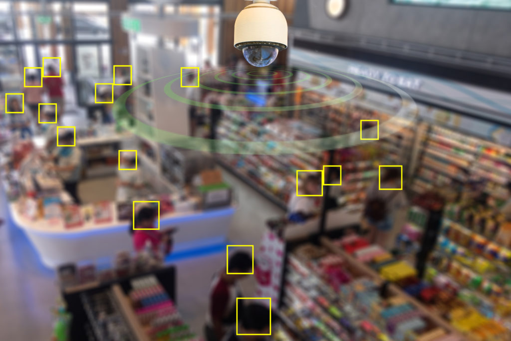 Seguridad en las empresas mediante cámaras térmicas
